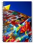 Cadillac Ranch 1 Spiral Notebook