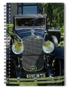 Cadilliac Early 1930's Spiral Notebook