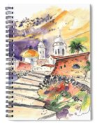 Cadiz Spain 01 Spiral Notebook