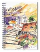 Cadiz Spain 01 Spiral Notebook