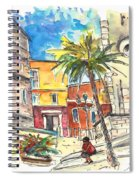 Cadiz Spain 05 Spiral Notebook
