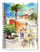 Cadiz Spain 13 Spiral Notebook