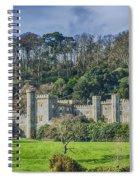Caerhays Castle Spiral Notebook