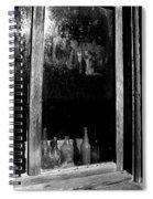 Cafe Spiral Notebook