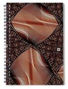 Caffeinated Spiral Notebook