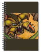 Caffiene Spiral Notebook