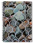 Caged By Barbara Griffin Spiral Notebook
