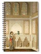 Cairo Interior  Spiral Notebook