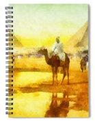 Cairo Spiral Notebook