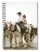 Caison Spiral Notebook