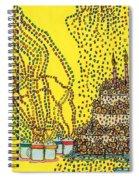 Cake Balls Of Plenty  Spiral Notebook