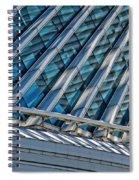 Calatrava In The Morning Spiral Notebook