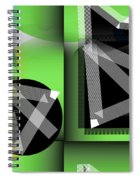 Calculated Measures Spiral Notebook