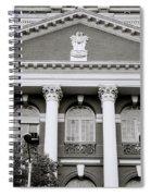 Calcutta Writers Buildings Spiral Notebook