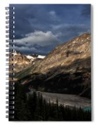 Caldron Peak  Spiral Notebook