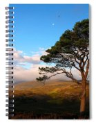 Caledonian Colours Spiral Notebook