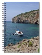 Cales Coves Spiral Notebook