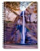 Calf Creek Falls  Spiral Notebook