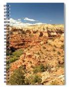 Calf Creek View Spiral Notebook