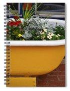Calgon Spiral Notebook