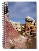 Calhan Paint Mines 3 Spiral Notebook