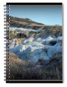 Calhan Paint Mines Landscape Spiral Notebook