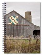 Calico Barn Spiral Notebook