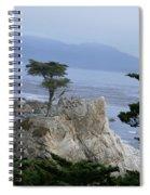 California Bonsai Spiral Notebook