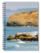 California Coast Spiral Notebook