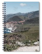 California Coastline Spiral Notebook