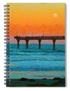 California Dreamin' Spiral Notebook