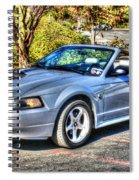 California Dreaming Spiral Notebook