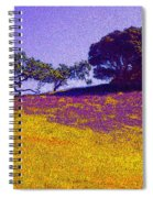 California Hills Spiral Notebook