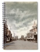 California Merced, C1890 Spiral Notebook