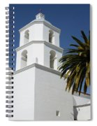 California Mission 2 Spiral Notebook