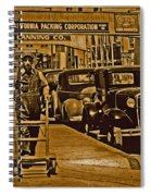 California Packing Corporation Spiral Notebook