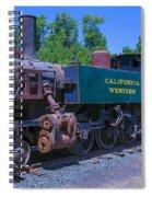 California Western Number 14 Spiral Notebook