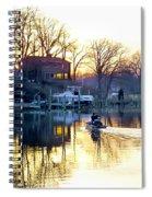 Call It A Day Spiral Notebook