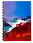 Call Of The Canyon Spiral Notebook