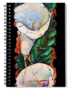 Calla Fresco Spiral Notebook