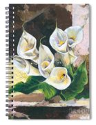 Callas Spiral Notebook
