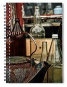 Calling The Kettle Spiral Notebook