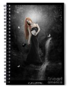 Calliope Spiral Notebook