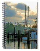 Calm Seas 2 Spiral Notebook