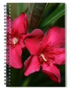 Calpoly Flowers By Diana Sainz Spiral Notebook