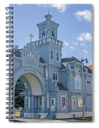 Calvary Gatehouse  Spiral Notebook