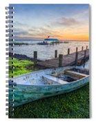 Calypso Spiral Notebook