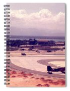 Cam Rahn Bay Airfield Spiral Notebook