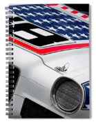 Camaro Z28 Spiral Notebook