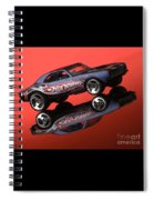 Camaro4-2 Spiral Notebook